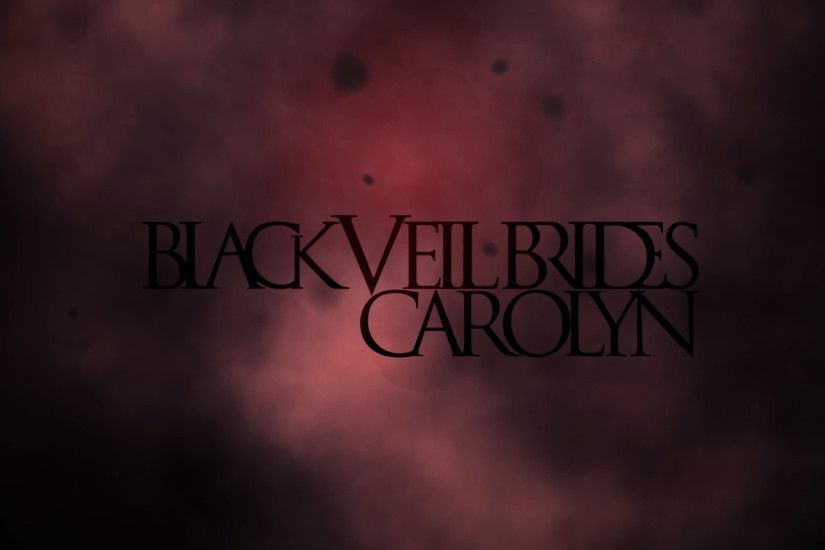Black Veil Brides - Carolyn (Lyric) Video