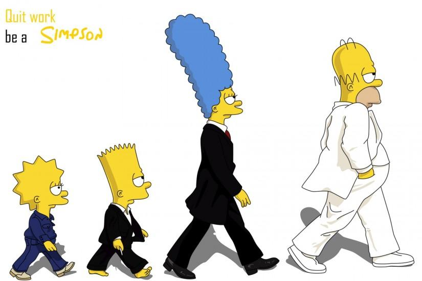 The Simpsons Desktop Wallpaper - Wallpaper, High Definition, High .