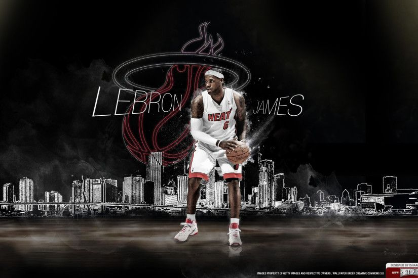 Download your LeBron James Wallpapers by clicking here.