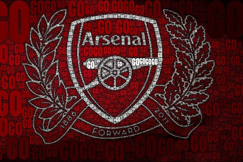 Arsenal Logo Amazing Wallpaper Full HD