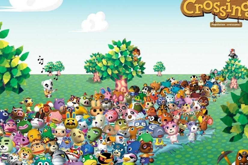 cool animal crossing wallpaper 1920x1080 computer