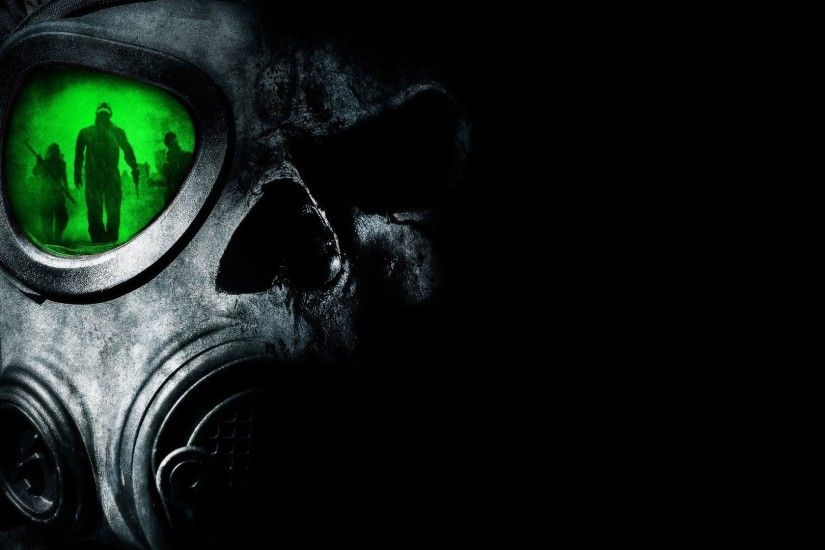 106 Gas Mask HD Wallpapers | Backgrounds - Wallpaper Abyss ...