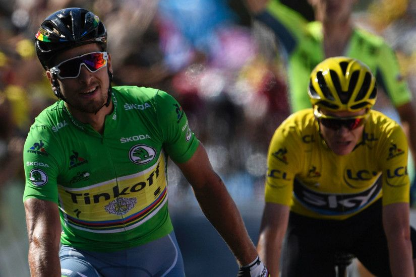 Tour de France 2016: Peter Sagan edges Chris Froome in sprint finish |  Other Sports | Sporting News