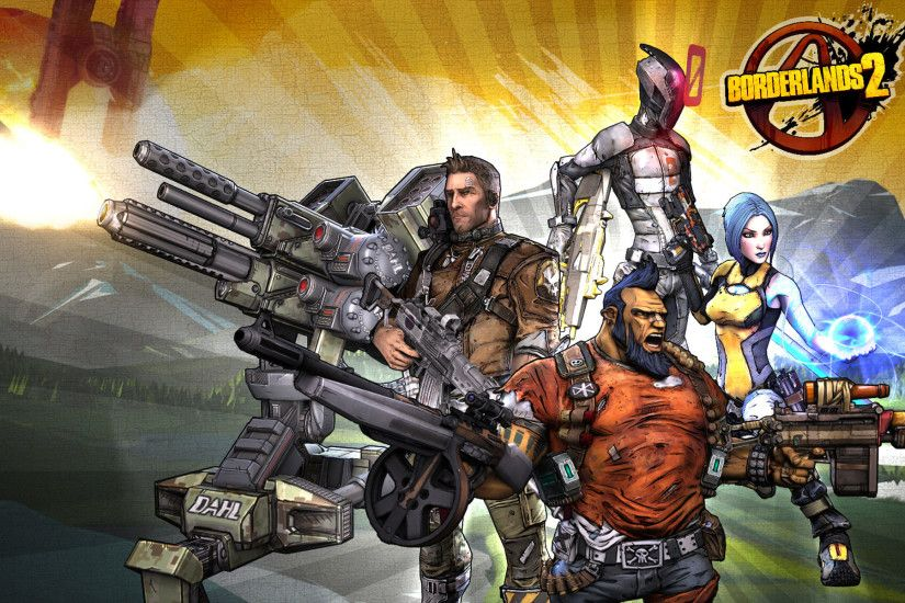 borderlands wallpaper