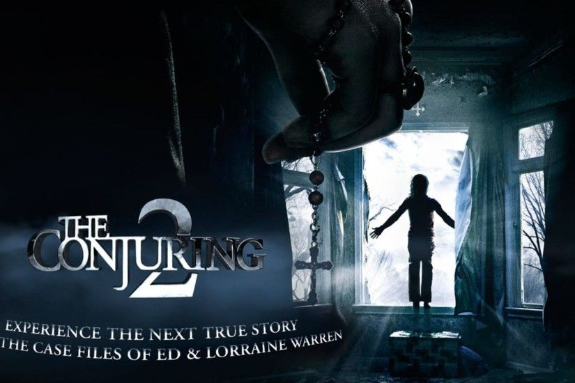 The Conjuring 2 widescreen wallpapers The Conjuring 2 Desktop wallpapers