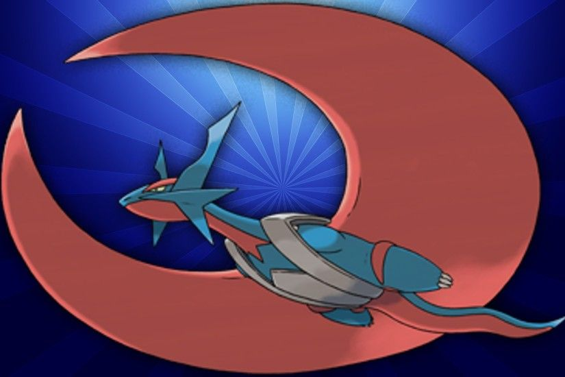 Mega Salamence by Mihg on DeviantArt