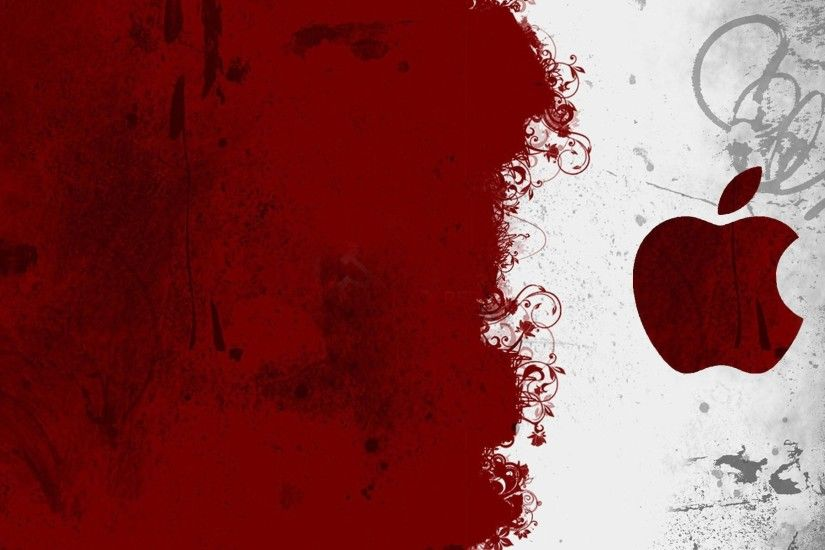 Wallpapers Backgrounds - Mac Desktop Wallpapers HD Cool Red Revolution