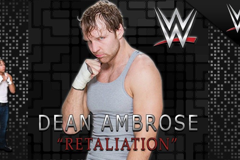 "WWE | Dean Ambrose 4th Theme Song ""Retaliation"" [V2] (Arena Effect) +  Download 2015 - YouTube"