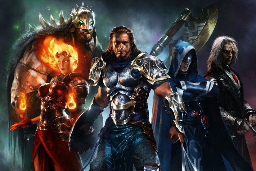 Cryptic & Perfect World Announce Magic: The Gathering MMORPG for PC &  Consoles