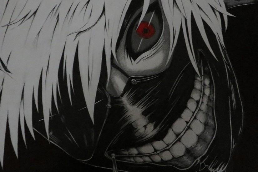 Image for Free Tokyo Ghoul Anime HD Wallpaper 3