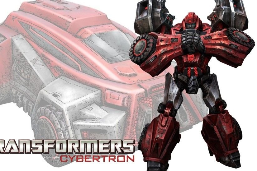 Wallpaper from Transformers: War For Cybertron