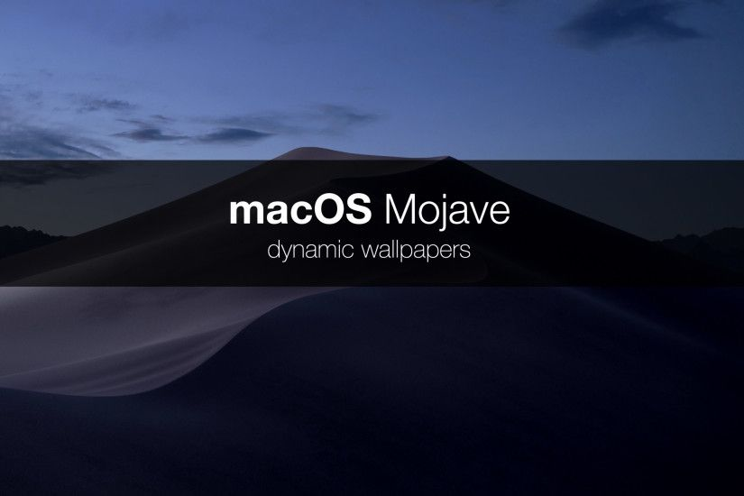 And is it possible to create your own dynamic wallpaper for macOS? I spent  some time because I would like to answer to the both above questions.