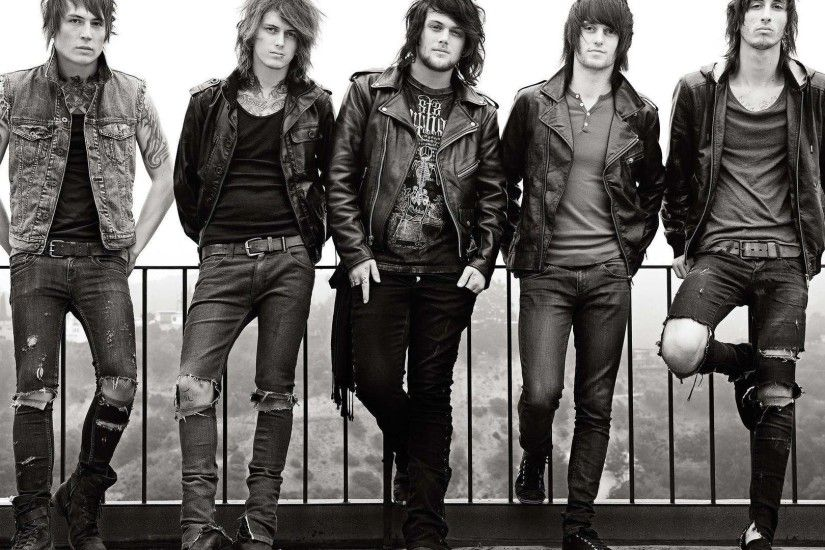 Asking Alexandria Asking Alexandria Pinterest Asking Source · Blessthefall  Wallpaper 66 pictures
