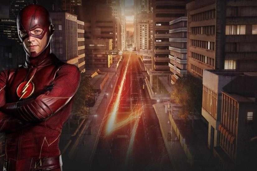 Wallpaper: The Flash Wallpapers HD. Upload at November 1, 2014 by Mark .