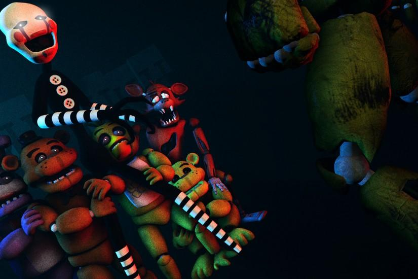 beautiful five nights at freddys wallpaper 1920x1080 for iphone 7