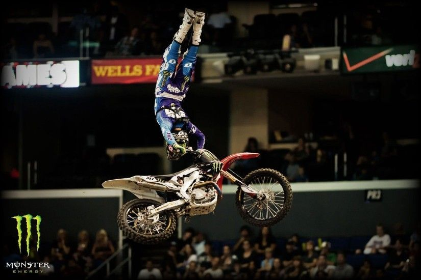 X Games 17 Monster Energy Wallpapers - Transmoto