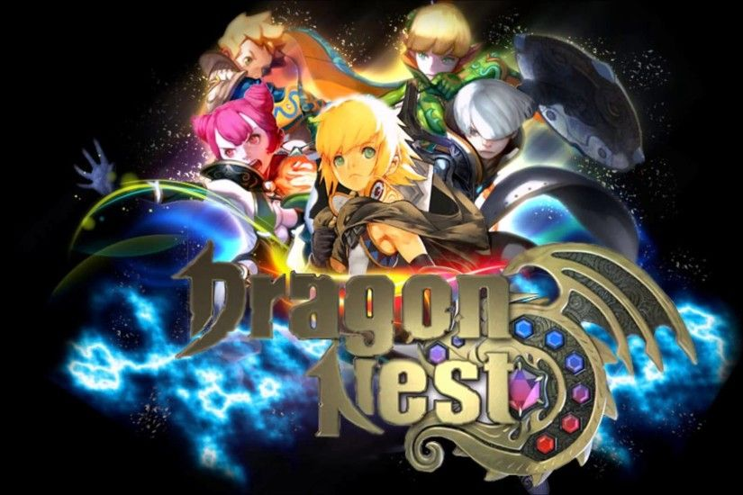 Dragon Nest - Level 80 Stage Battle Music 2 - YouTube