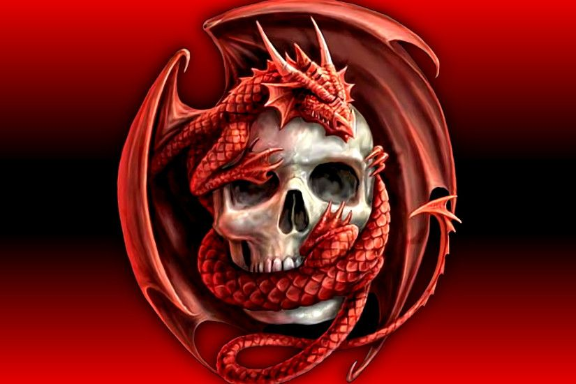 Dragon Fantasy Red · HD Wallpaper | Background ID:27403