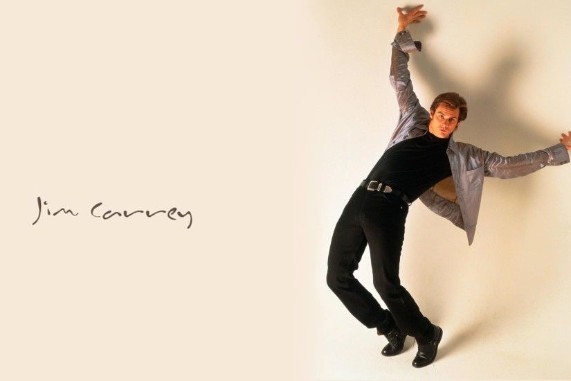 Celebrity - Jim Carrey Wallpaper