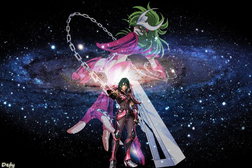 Shun de Andromeda V3 Wallpaper HD by SONICX2011 on DeviantArt ...