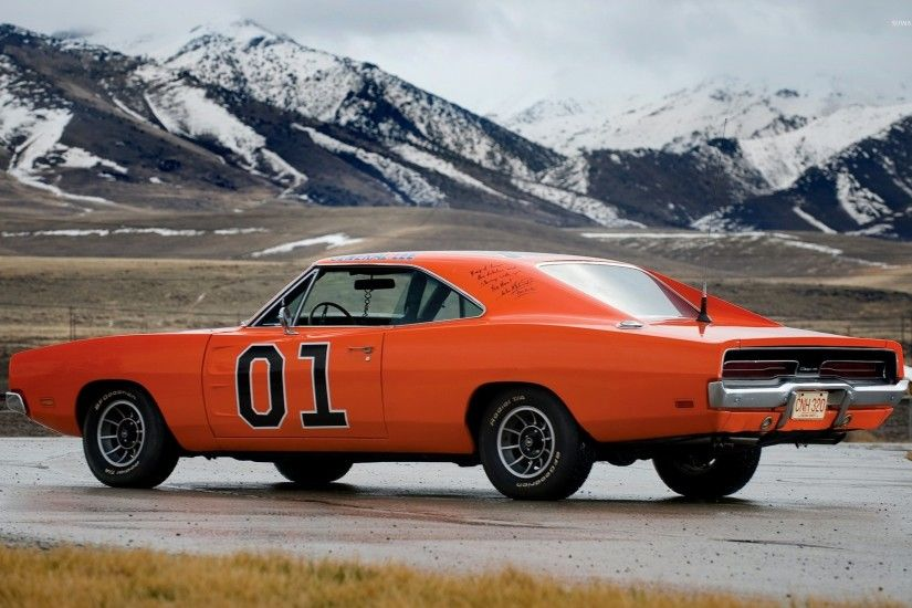1969 General Lee side view wallpaper · Cars · Dodge · Dodge Charger ...