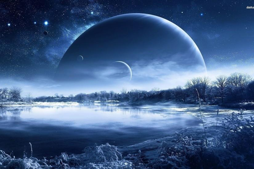 download planet wallpaper 1920x1200