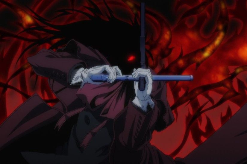 Pix For > Hellsing Ultimate Seras Wallpaper 1920x1080