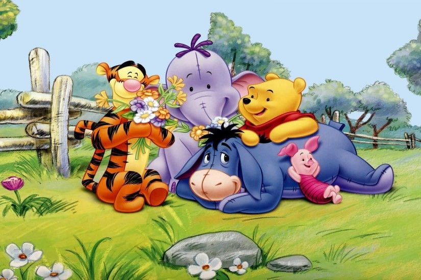 Winnie The Pooh Wallpapers HD A22