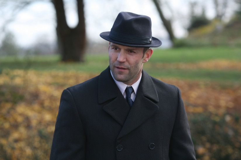 3840x2160 Wallpaper jason statham, hat, style, man
