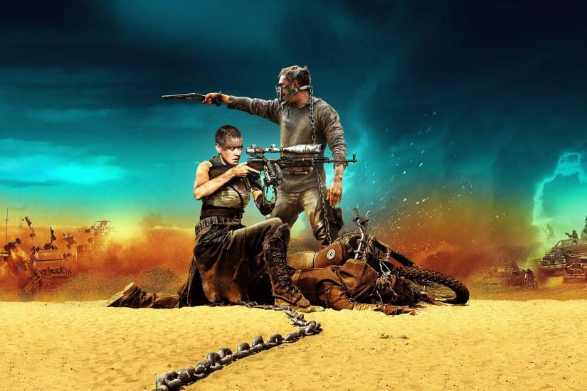 Mad Max Fury Road 2015 Wallpapers | HD Wallpapers