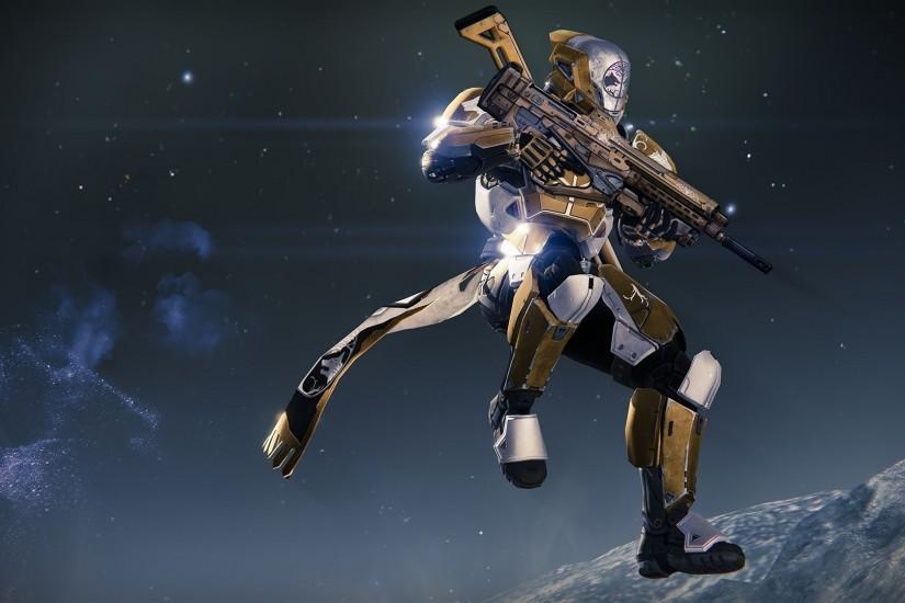 Destiny Titan Armor Iron Banner FullHD Wallpaper