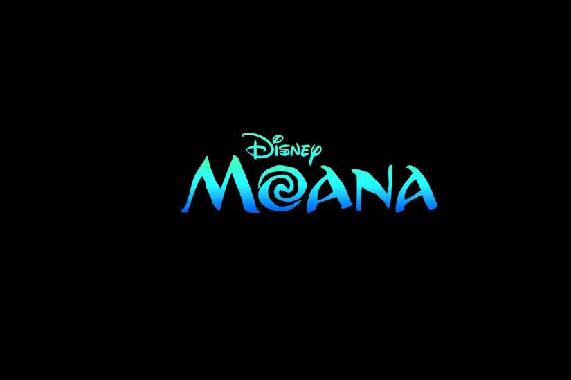 Moana Logo 1920x1080 wallpaper