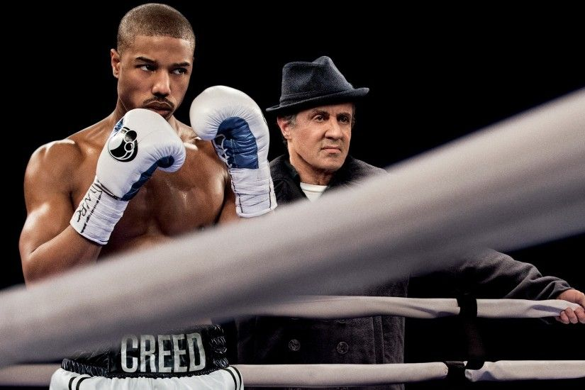 Michael B Jordan Sylvester Stallone Creed (click to view)
