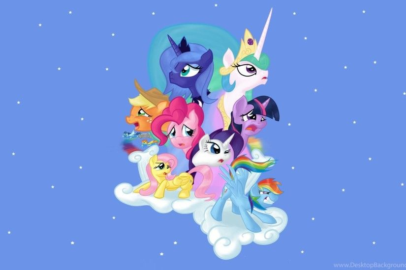 My Little Pony Friendship Is Magic Wallpapers » WallDevil Best .