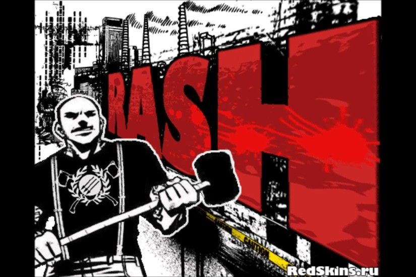 Red & Anarchist SkinHeads UNITED