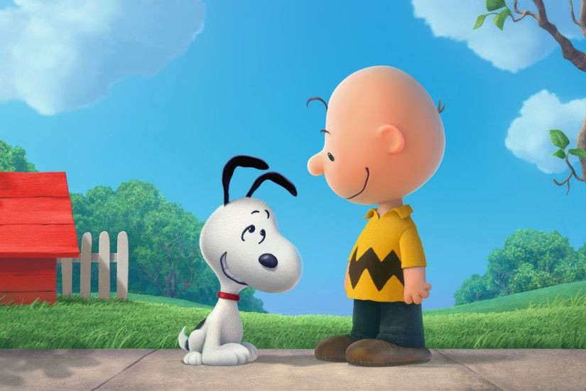Charlie Brown Snoopy · HD Wallpaper | Background ID:676061