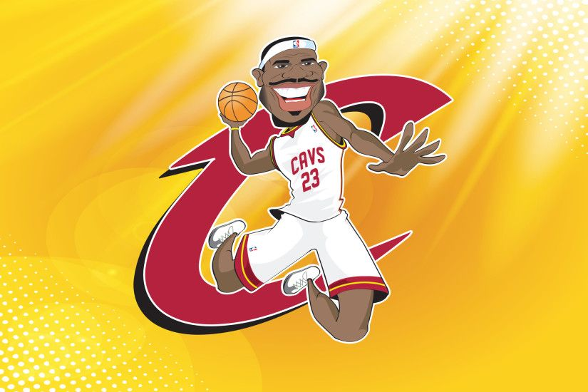 Print Lebron James ...