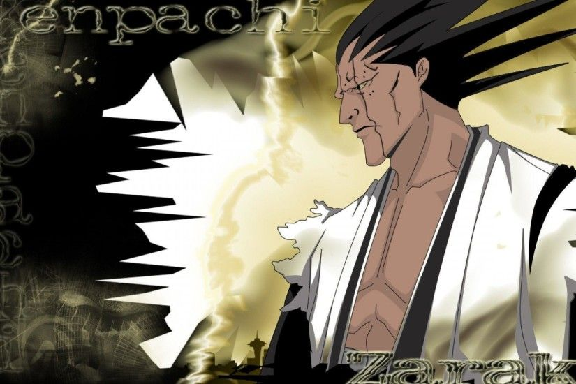 Kenpachi Zaraki 45873 - Bleach Wallpaper