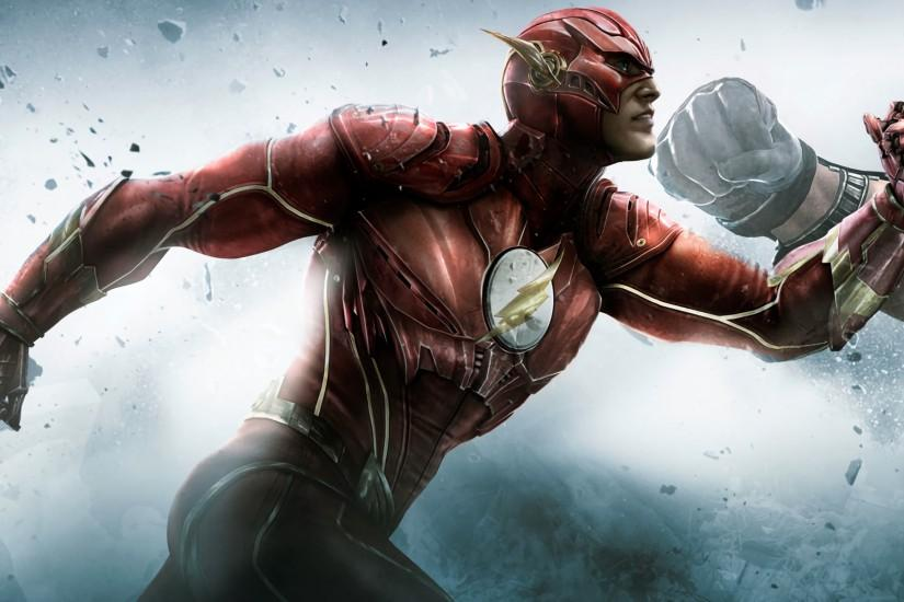 HD Wallpaper | Background ID:724045. 2400x1200 Movie The Flash ...