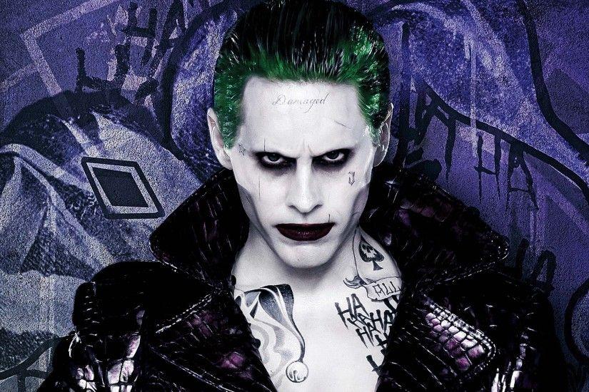 Jared Leto Joker Wallpapers ·①