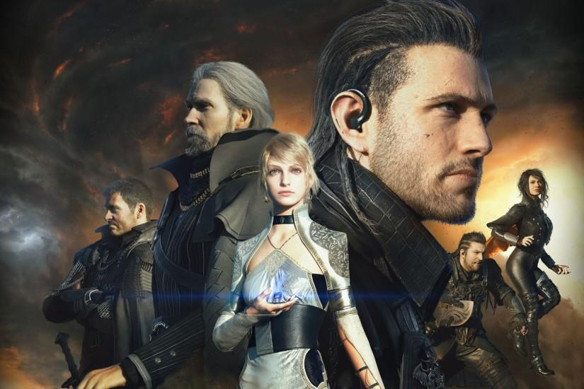 amazing final fantasy 15 wallpaper 1920x1080 for iphone 5s