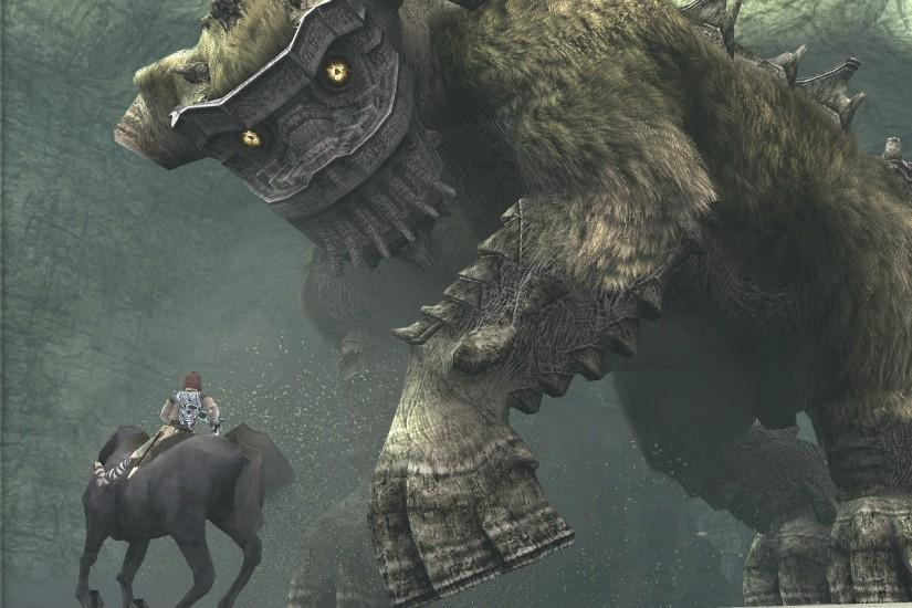 shadow of the colossus wallpaper 2048x1536 smartphone