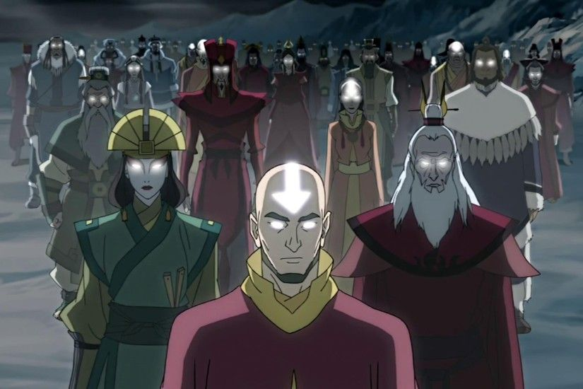 Anime Wallpaper Avatar The Last Airbender Aang State Mobile With High Resolution