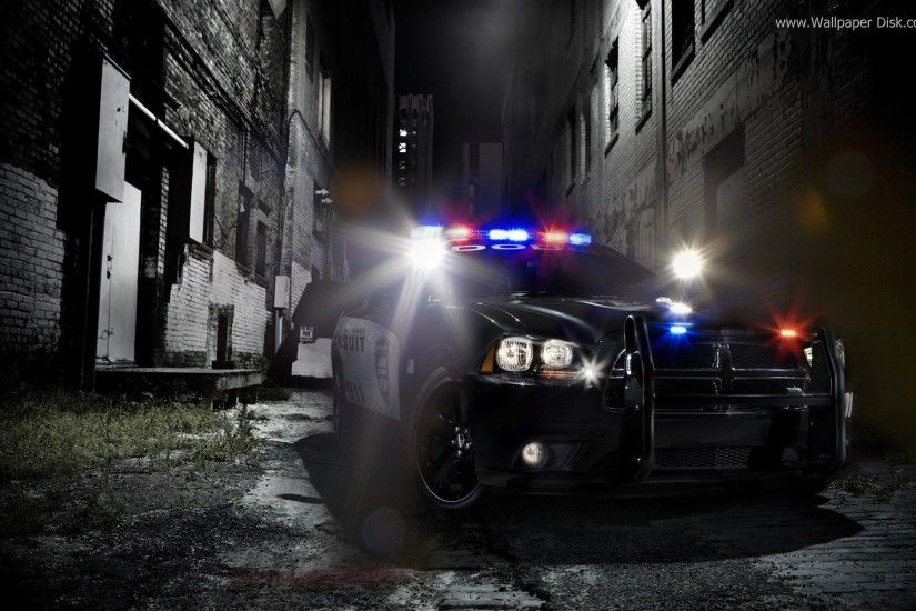 Best Police car desktop wallpapers background collection