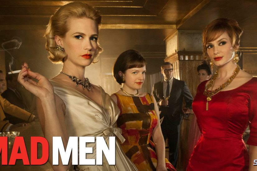 Here's the last of the Mad Men wallpapers for now Johnny, thank's for your  comment mate.