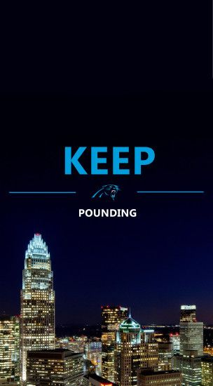 Carolina Panthers Mobile Wallpaper