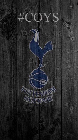 Premier League - Tottenham Hotspur iPhone 5 / SE Wallpaper