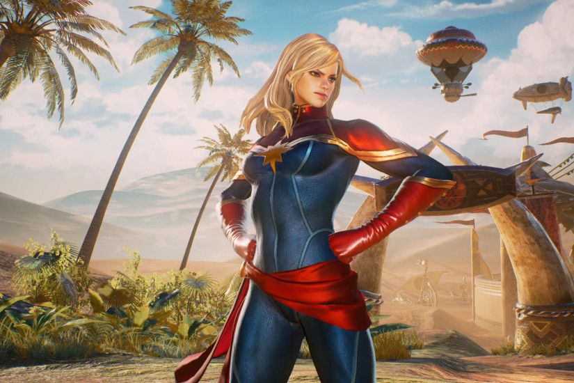 Marvel Vs. Capcom Infinite: How To Unlock Fighter Card Backgrounds & Titles