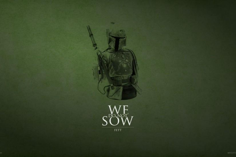 Boba Fett Wallpaper 1920x1080 A game of clones - boba fett