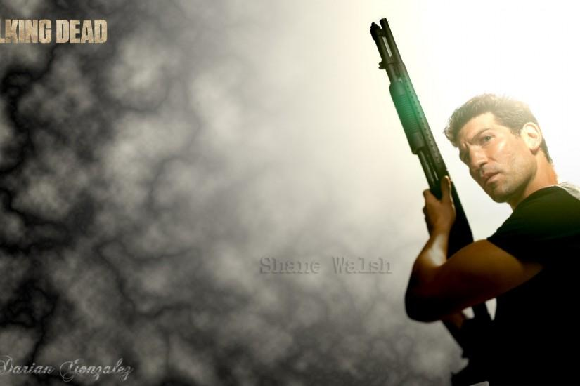 ... Shane Walsh Background from The Walking Dead by eminencetuts